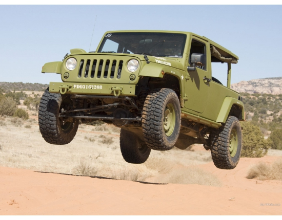 Photo jeep off road 4