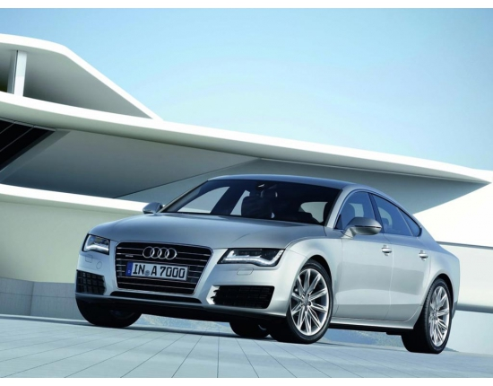Image of audi a7 3