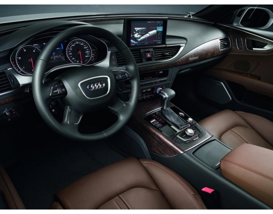Image of audi a7 4