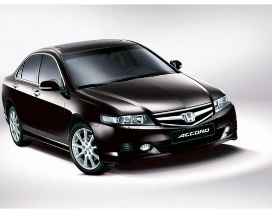 Фото honda accord 7