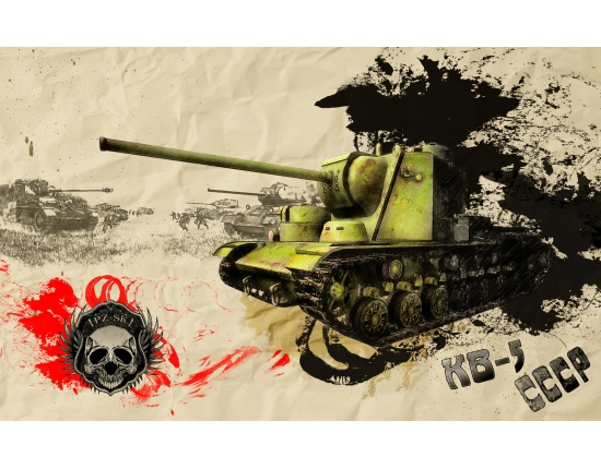 Картинки world of tanks кв-5 4