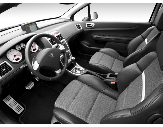 Photo interieur peugeot 307