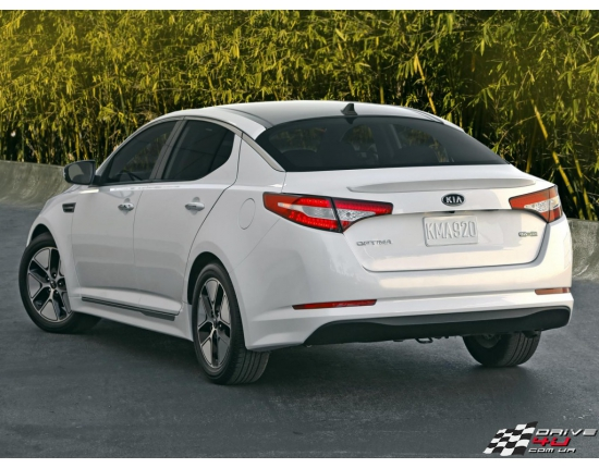 Photo kia optima 2012