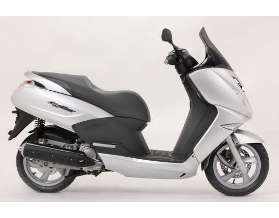 Photo scooter peugeot citystar 3