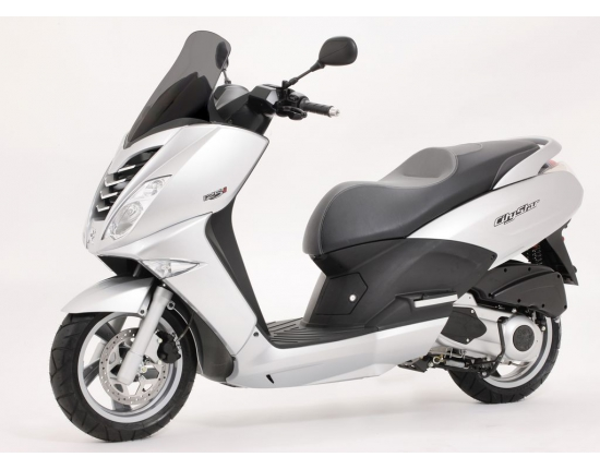 Photo scooter peugeot citystar 4