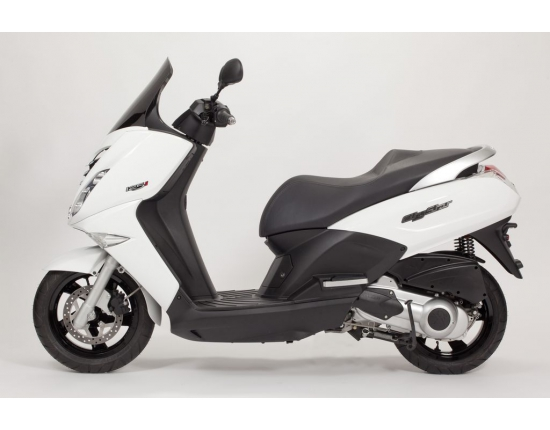 Photo scooter peugeot citystar 5