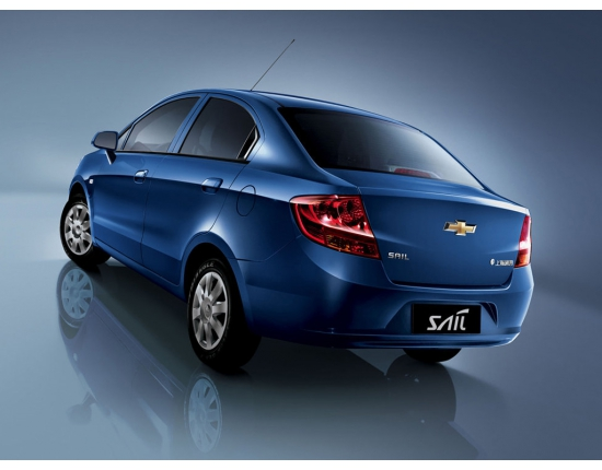 Image of chevrolet sail