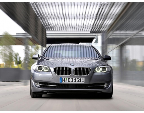 Photo of bmw 5 series 2