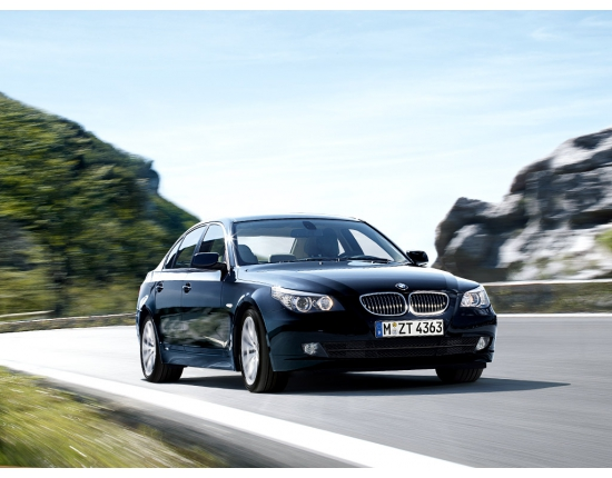 Photo of bmw 5 series 3