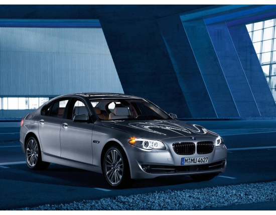 Photo of bmw 5 series 4