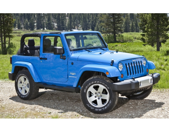 Photo de jeep wrangler