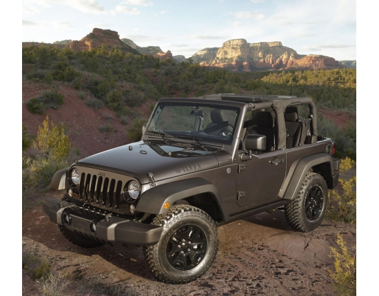 Photo de jeep wrangler 5