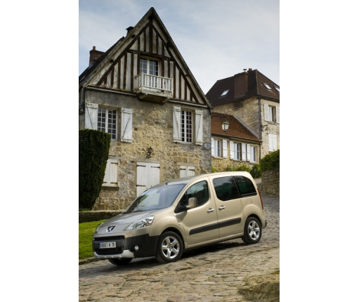 Photo peugeot partner tepee 7 places 2
