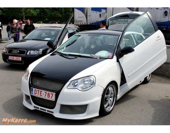 Photo peugeot fox tuning 2