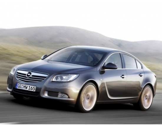 Photo de opel insignia 2