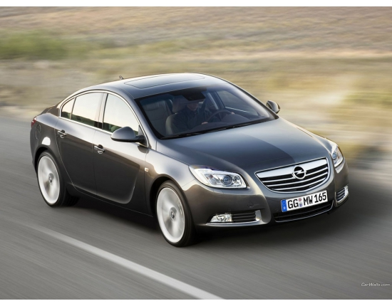 Photo de opel insignia 3