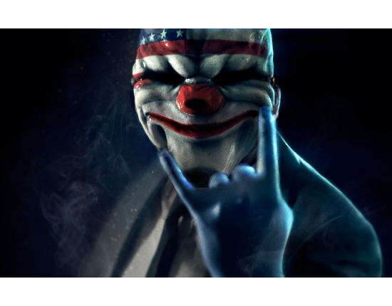 Payday 2 фото на аватарку 2