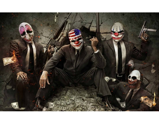 Payday 2 фото на аватарку 3