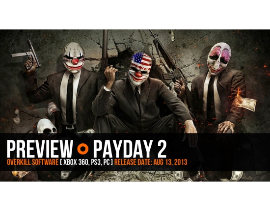 Payday 2 фото на аватарку 5