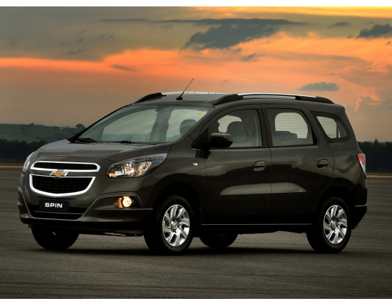 Photo mobil chevrolet spin