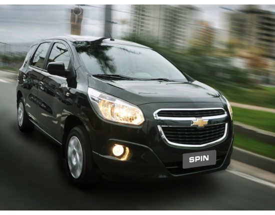 Photo mobil chevrolet spin 4