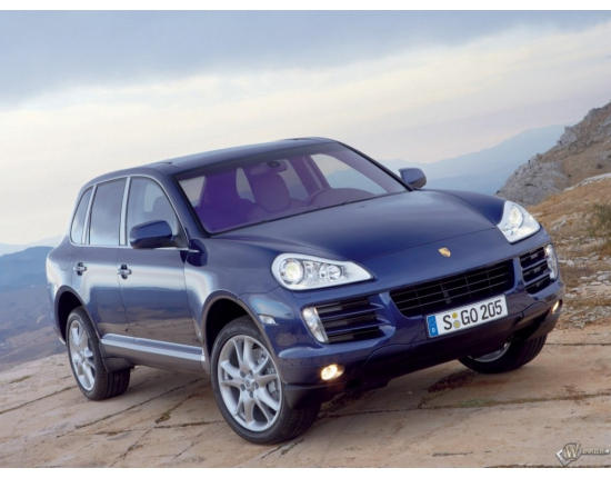 Photo of porsche cayenne