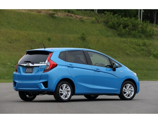 Photo new honda jazz 2