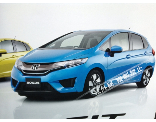 Photo new honda jazz 3