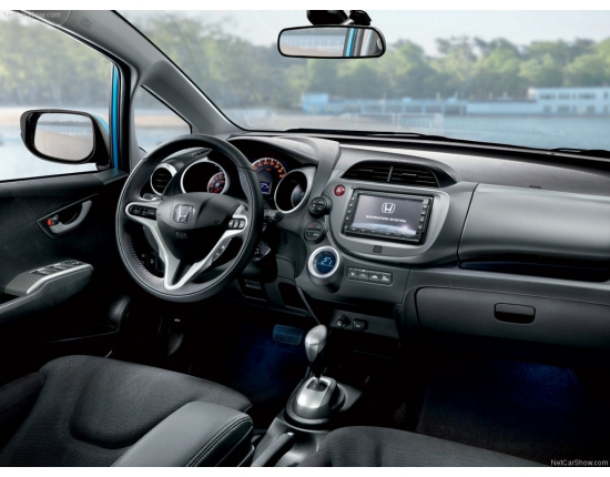 Photo new honda jazz 4