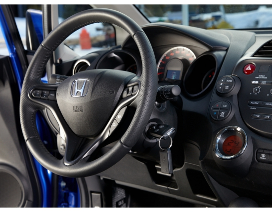 Photo new honda jazz 5