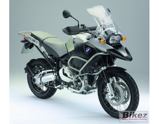 Фото bmw r 1200 gs adventure 5