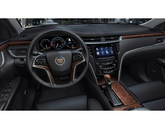 Photo of cadillac xts 1