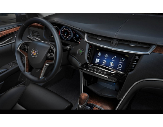 Photo of cadillac xts 3