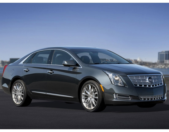 Photo of cadillac xts 5