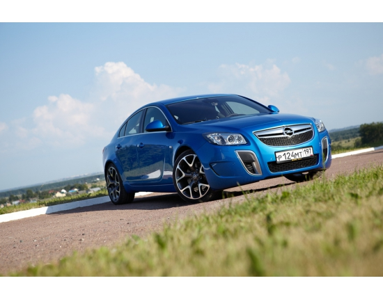 Photo opel insignia opc