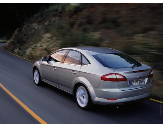 Фото ford mondeo hatchback 1