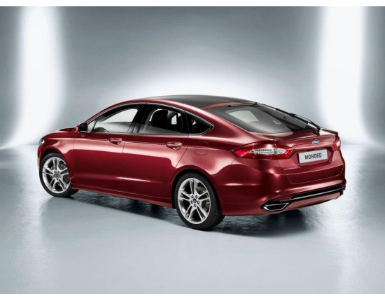 Фото ford mondeo hatchback 3