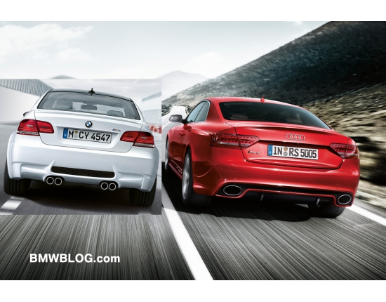 Image audi vs bmw 1