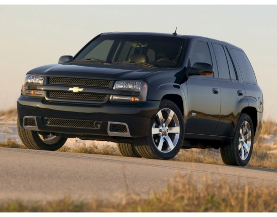 Photo of chevrolet trailblazer 1