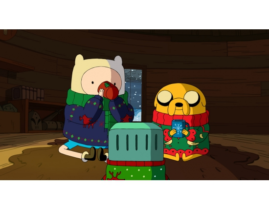 ���� �� ��� adventure time 4