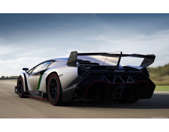 Photo of lamborghini veneno 3