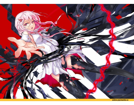 Картинки из аниме guilty crown 4