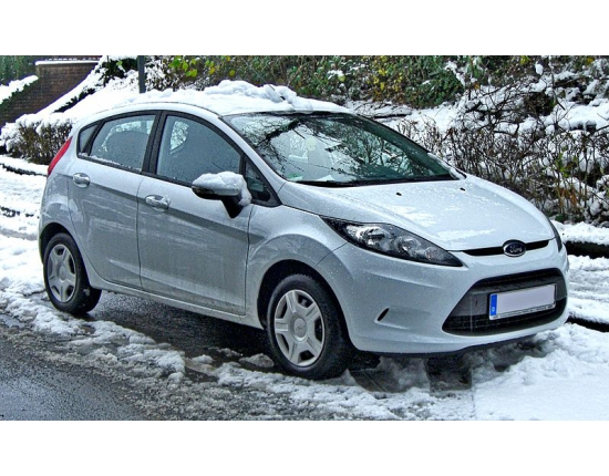 Photo vidange ford fiesta