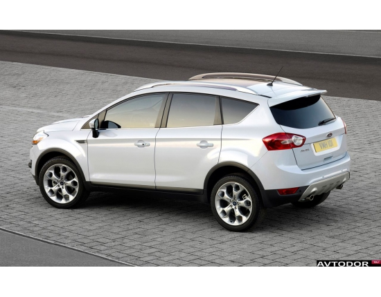 Photo ford kuga titanium