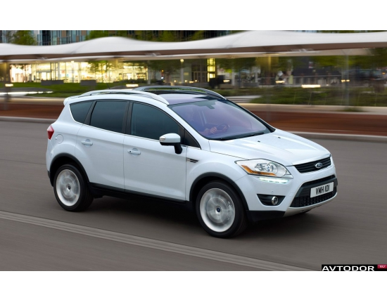 Photo ford kuga titanium 2
