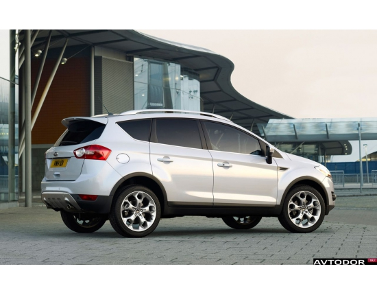 Photo ford kuga titanium 3