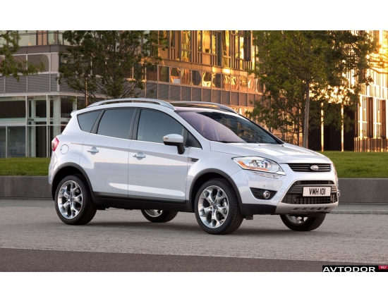 Photo ford kuga titanium 4