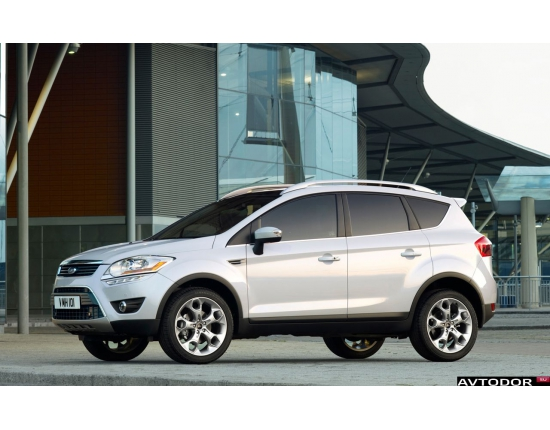Photo ford kuga titanium 5