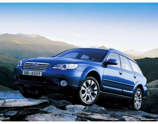 Photo subaru outback 2