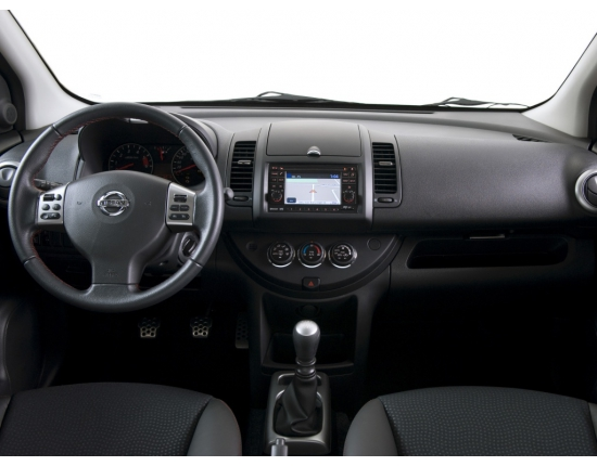 Photo nissan note 1